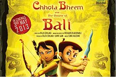 Chhota Bheem and the Throne of Bali