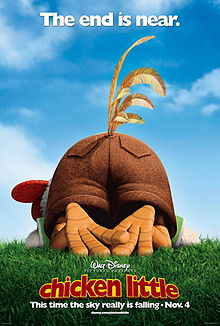 Chicken Little 2005 film