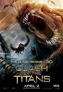 Clash of the Titans 2010 film