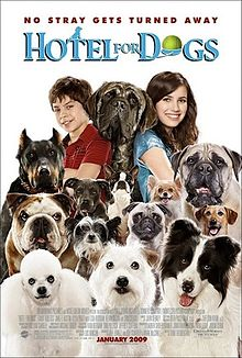 Hotel for Dogs film