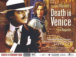 Death in Venice film