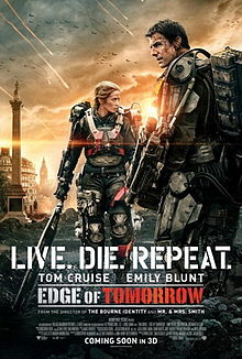 Edge of Tomorrow film