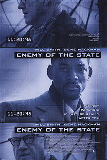 Enemy of the State film
