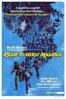 Escape to Witch Mountain 1975 film