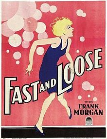 Fast and Loose 1930 film