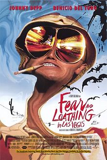 Fear and Loathing in Las Vegas film