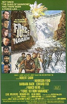 Force 10 from Navarone film