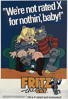 Fritz the Cat film
