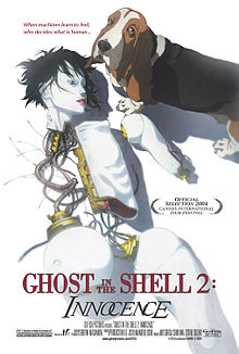 Ghost in the Shell 2 Innocence