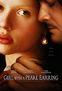 Girl with a Pearl Earring film