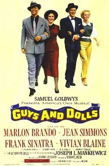 Guys and Dolls film