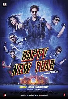 Happy New Year 2014 film