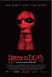 House of the Dead film