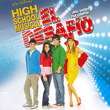 High School Musical El Desafio