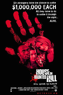 House on Haunted Hill 1999 film