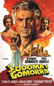 Sodom and Gomorrah 1962 film