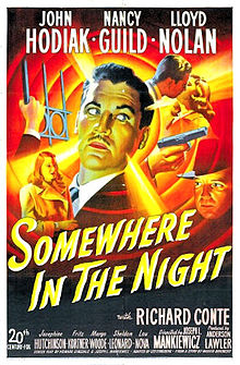 Somewhere in the Night film