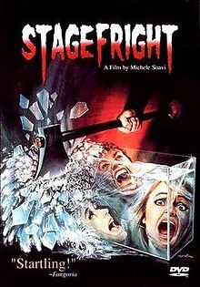 Stage Fright 1987 film