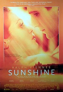 Sunshine 1999 film