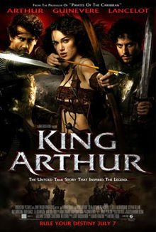 King Arthur film