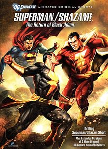 Shazam The Return of Black Adam