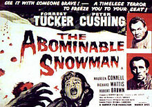 The Abominable Snowman film
