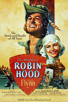 The Adventures of Robin Hood film