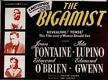 The Bigamist 1953 film