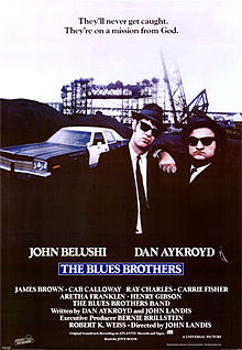 The Blues Brothers film