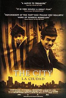 The City 1998 film