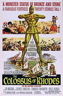 The Colossus of Rhodes film