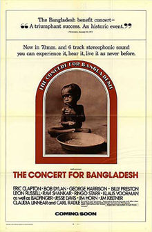 The Concert for Bangladesh film