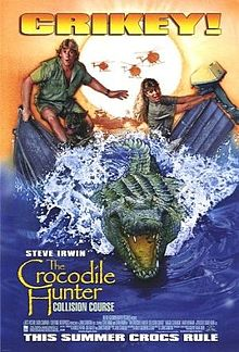 The Crocodile Hunter Collision Course