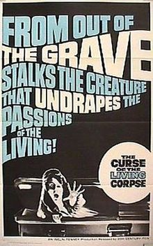 The Curse of the Living Corpse