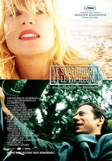 The Diving Bell and the Butterfly film