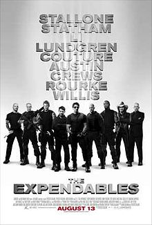 The Expendables 2010 film