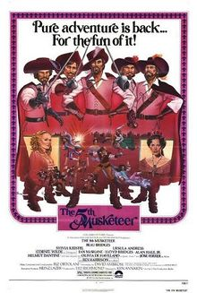 The Fifth Musketeer