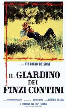 The Garden of the Finzi Continis film