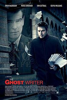 The Ghost Writer film