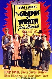 The Grapes of Wrath film