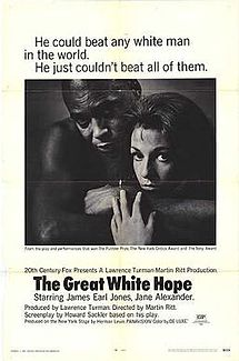 The Great White Hope film