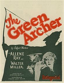 The Green Archer 1925 serial