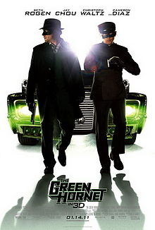 The Green Hornet 2011 film