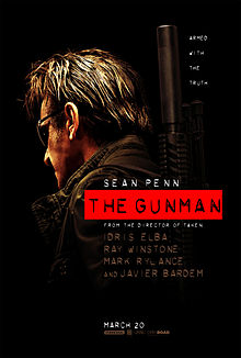 The Gunman film