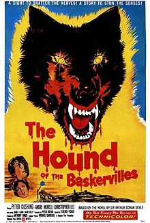 The Hound of the Baskervilles 1959 film