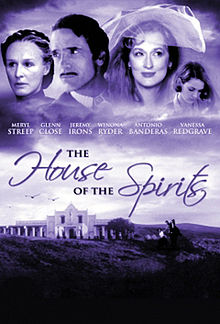 The House of the Spirits film