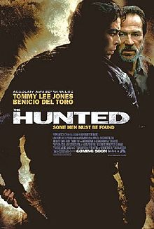 The Hunted 2003 film