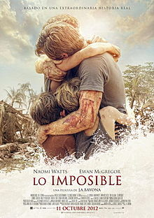 The Impossible 2012 film