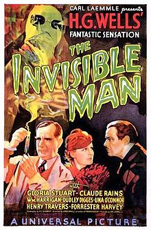The Invisible Man 1933 film