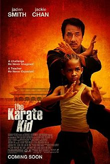 The Karate Kid 2010 film